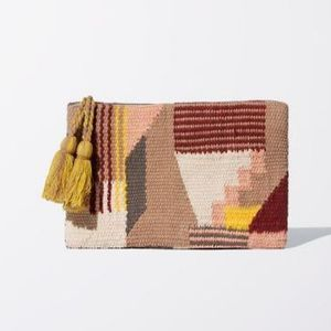 Wilfred Mod Tapestry Clutch, Cairo